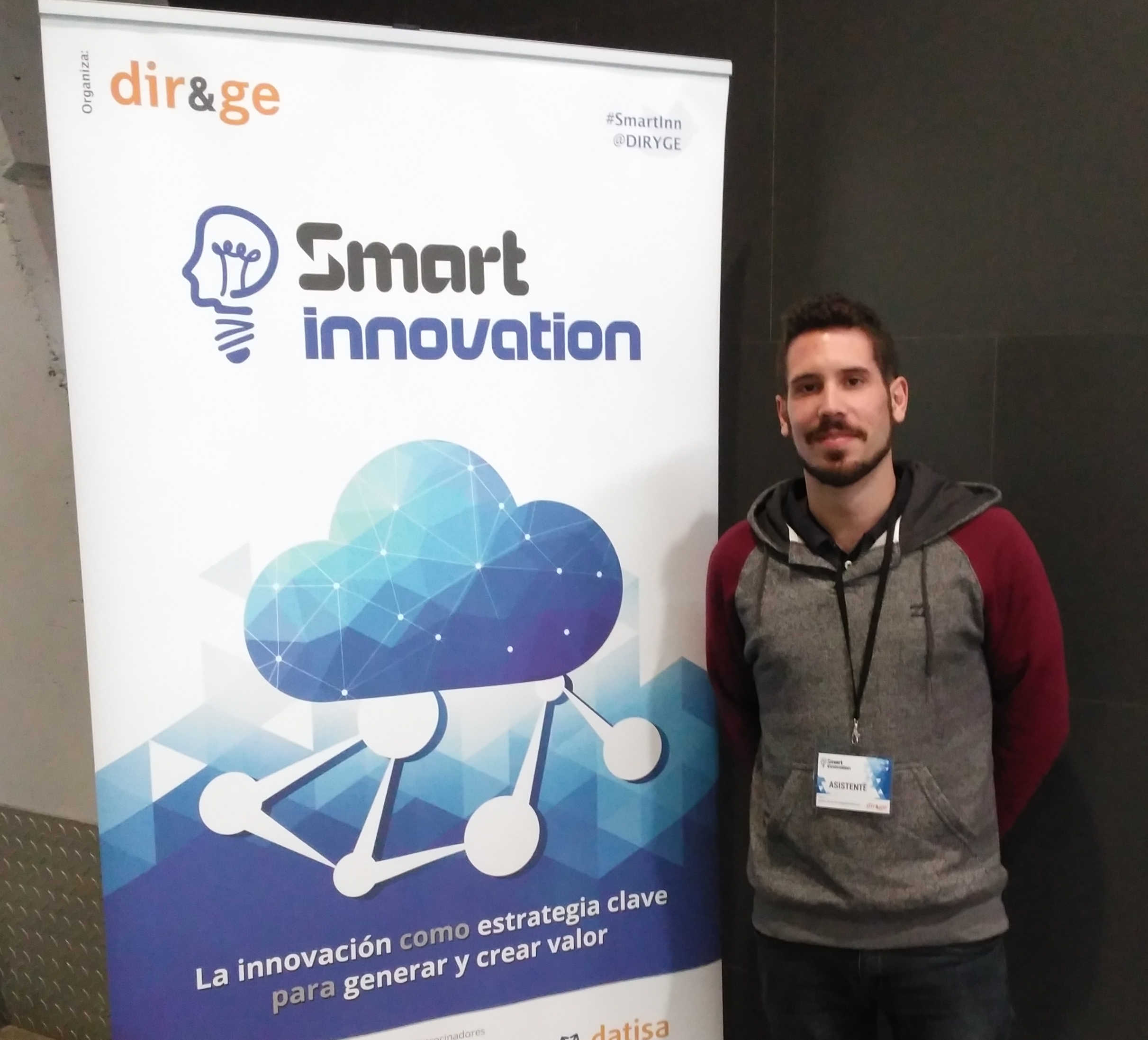 Clientia estuvo en el evento Smart Innovation Madrid 2016